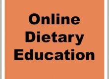 Dietary Education1